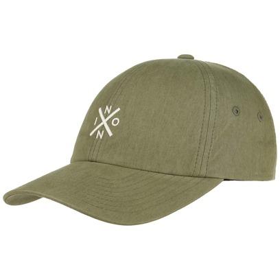 Prep Strapback Cap Basecap Baseballcap Kappe Baumwollcap Nixon