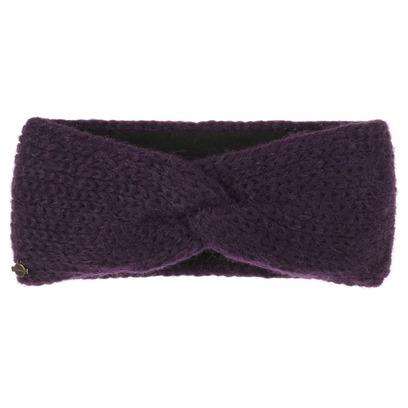 Seeberger Stirnband mit Fleecefutter Damenstirnband Strickstirnband Headband Alpakawolle - Bild 1