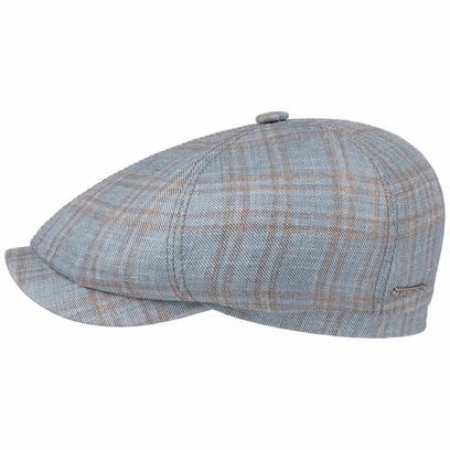 Stetson 6-Panel Virgin Wool Silk Cap Schirmmütze Sommercap Sonnencap Sommermütze Herrencap Cap Kappe - Bild 1