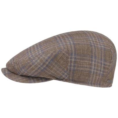 Stetson Virgin Wool Silk Flatcap Schirmmütze Sommercap Sonnencap Sommermütze Herrencap Cap Kappe - Bild 1