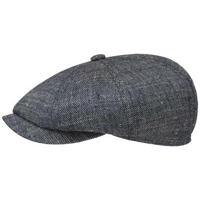 Stetson Hatteras Heritage Flatcap Schirmmütze Sommercap Sonnencap Sommermütze Herrencap Cap Kappe - Bild 1