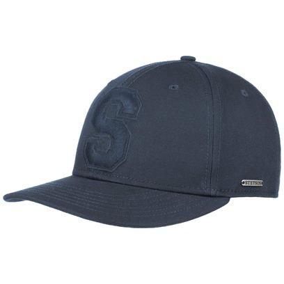 Stetson Capital S Cotton Baseballcap Baumwollcap Cap Basecap Sonnencap mit UV-Schutz