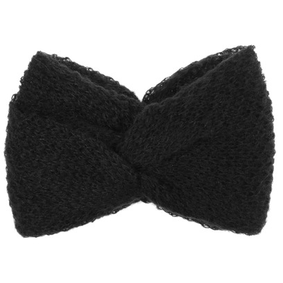 Mohair Wool Blend Stirnband Headband Mohairwolle Ohrenwärmer Ohrenschutz - Bild 1