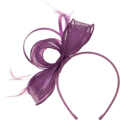 Lierys Antoina Fascinator Haarschmuck Anlasshut Haarreif - Bild 1