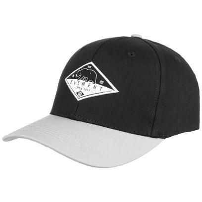 Camp Snapback Cap Kappe Basecap Baseballcap Baseballmütze Skater-Cap element - Bild 1