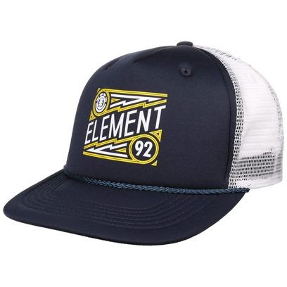 Emblem Trucker Cap Kappe Basecap Baseballcap Baseballmütze Skater-Cap element - Bild 1