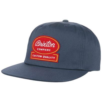 Brixton Dale Snapback Cap Basecap Baseballcap Kappe Baseballkappe Flat Brim Brixton - Bild 1