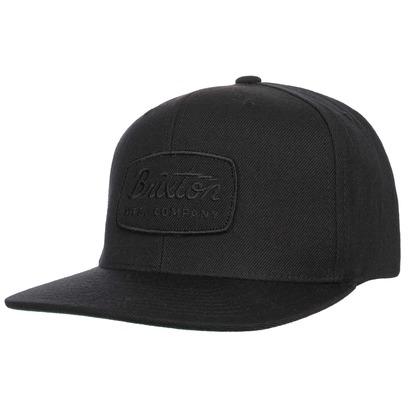 Brixton Jolt Snapback Cap Basecap Baseballcap Flat Brim Baseballkappe Kappe Brixton - Bild 1