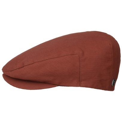 Brixton Hooligan Uni Flatcap Schirmmütze Schiebermütze Baumwollcap Cap Mütze Brixton - Bild 1