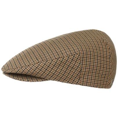 Brixton Hooligan Flatcap Schirmmütze Schiebermütze Baumwollcap Cap Mütze Brixton - Bild 1