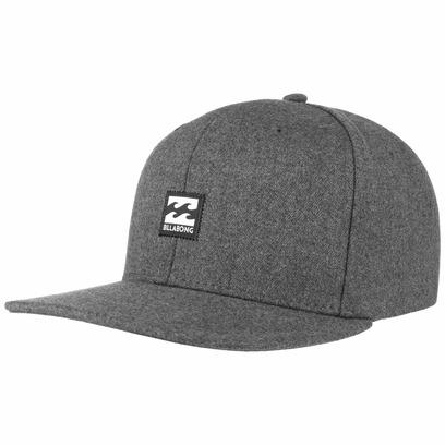 Billabong Primary Uni Snapback Cap Basecap Baseballcap Kappe Surfer-Cap Surfermütze - Bild 1
