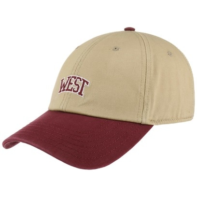 Cayler & Sons West Uni Curved Cap Basecap Baseballcap Strapback Kappe Baseballkappe Mütze - Bild 1