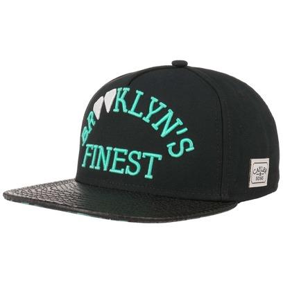 Cayler & Sons BKs Finest Snapback Cap Flat Brim Flatbrim Basecap Baseballcap Kappe - Bild 1