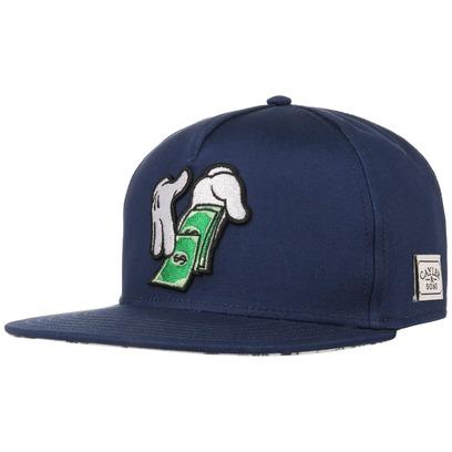 Cayler & Sons Make It Rain Classic Cap Snapback Flat Brim Flatbrim Basecap Baseballcap Kappe - Bild 1