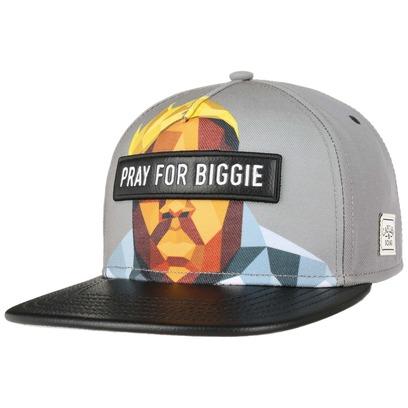 Cayler & Sons Bigasso Snapback Cap Flat Brim Flatbrim Basecap Baseballcap Kappe - Bild 1