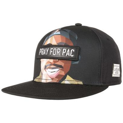 Cayler & Sons Pacasso Snapback Cap Flat Brim Flatbrim Basecap Baseballcap Kappe - Bild 1