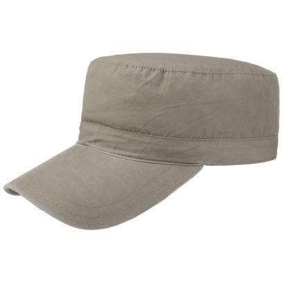 Döll Vintage Army Kindercap Cap Armycap Baumwollcap Washed Look Kindermütze - Bild 1