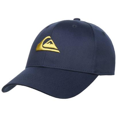 Decades Youth Snapback Cap Basecap Baseballcap Kappe Curved Brim Quiksilver - Bild 1