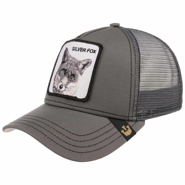 Goorin Bros. Silver Fox Trucker Cap Basecap Bas...
