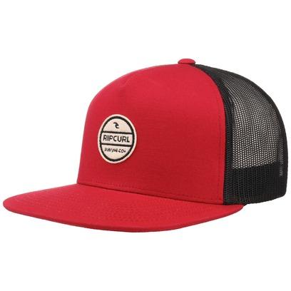 Bluff Flat Trucker Cap Truckercap Meshcap Mesh Basecap Baseballcap Kappe Rip Curl - Bild 1