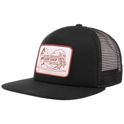 Billabong Support Trucker Cap Meshcap Mesh Basecap Baseballcap Surfer-Cap Kappe Flat Brim Flatbrim - Bild 1