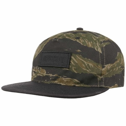 Deep Cover Snapback Cap Basecap Baseballcap Baseballkappe Kappe Flat Brim Flatbrim Official - Bild 1