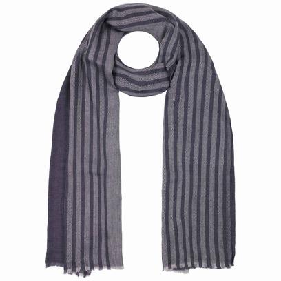 Passigatti Herringbone Stripes Schal Wollschal Winterschal Herrenschal Streifenschal - Bild 1