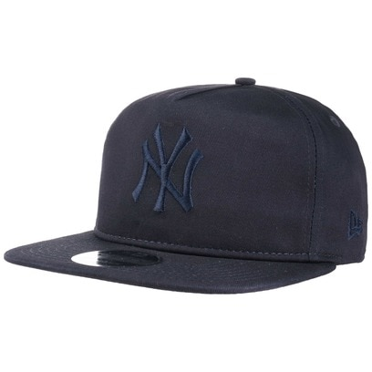 9Fifty Unstructured NY Cap Snapback Flat Brim Flatbrim Basecap Baseballcap Kappe New Era - Bild 1