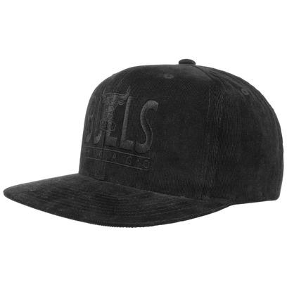 Mitchell & Ness Corduroy Bulls Cap NBA Cordcap Flatbrim Flat Brim Basecap Baseballcap Kappe