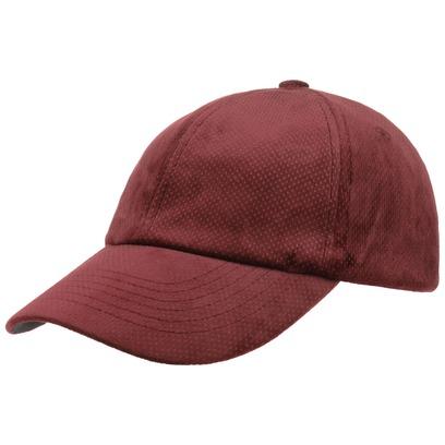 Bailey of Hollywood Velvet Baseballcap Cap Kappe Basecap Wintercap Damencap Herrencap - Bild 1