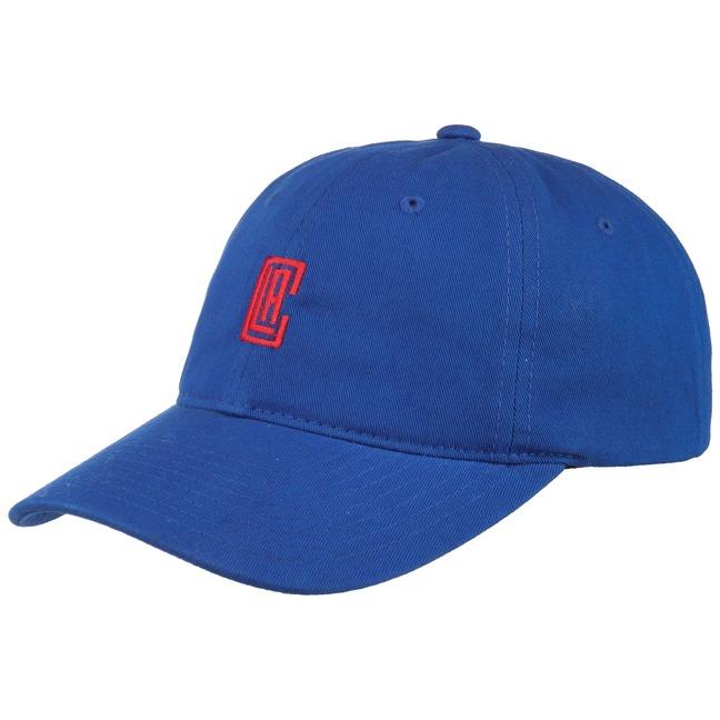 Mitchell & Ness Chukker Clippers Cap Basecap Baseballcap Kappe Los Angeles NBA Curved Brim Strapback jetztbilligerkaufen