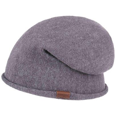 Kangol Long Beanie Mütze Oversize-Mütze Strickmütze Wintermütze - Bild 1