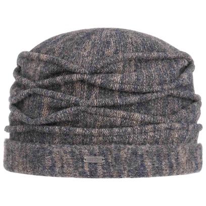 McBURN Malike Walkmütze Mütze Wintermütze Damenmütze Wollmütze Filzmütze - Bild 1