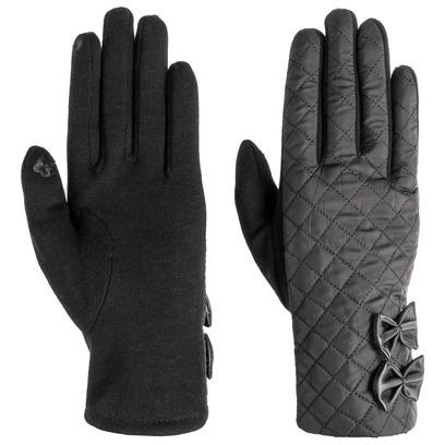 McBURN Quilted Damenhandschuhe Handschuhe Fingerhandschuhe