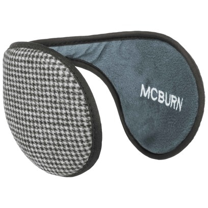 McBURN Herringbone Ohrenschützer Ohrenwärmer Ohrenschutz Pepita Earband - Bild 1
