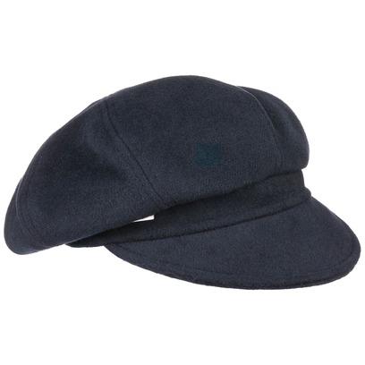 Seeberger Uni Damen Ballonmütze Newsboy Damenmütze Mütze Cap Kappe Balloncap Damencap