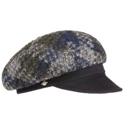 Seeberger Nanette Wool Ballonmütze Mütze Ballonkappe Schildmütze Wollmütze Wollkappe Damenmütze - Bild 1