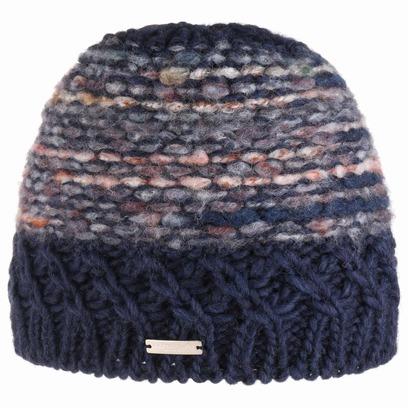 Seeberger Knit Mix Strickmütze Alpakamütze Damenmütze Wintermütze Skimütze Wollmütze Mütze