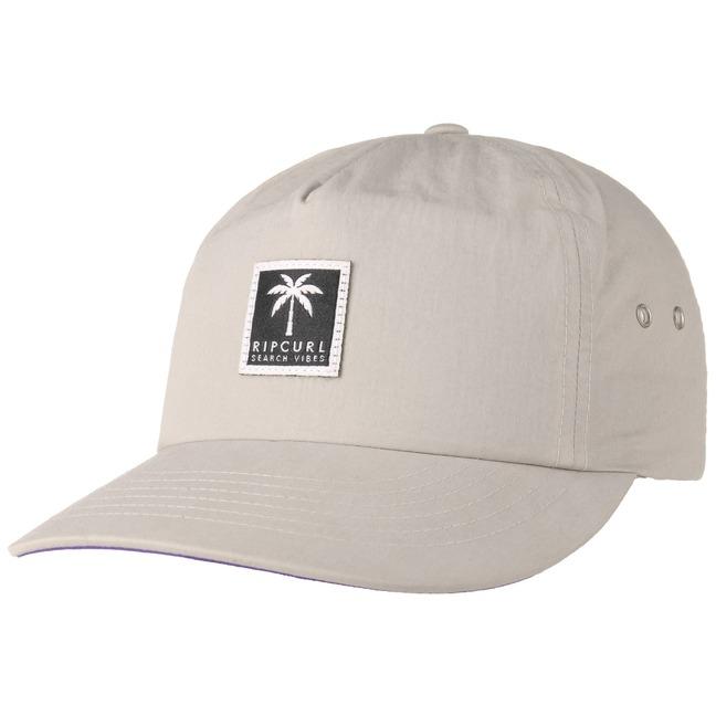 Rip Curl Search Vibes Strapback Cap Flatbrim Flat Brim Basecap Baseballcap Kappe