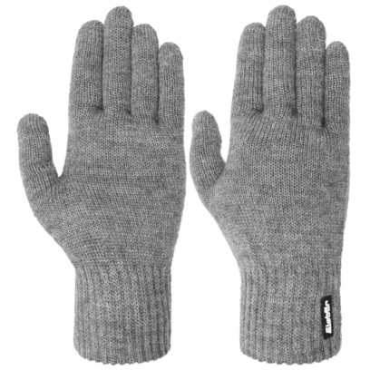 Eisbär Etton Herrenhandschuhe mit Kaschmir Handschuhe Fingerhandschuhe Wollhandschuhe - Bild 1