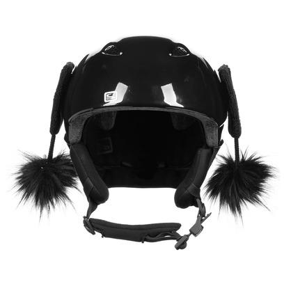 Eisbär Peruvian Luxury Helmaufkleber Aufkleber für Skihelm Helmdekoration - Bild 1