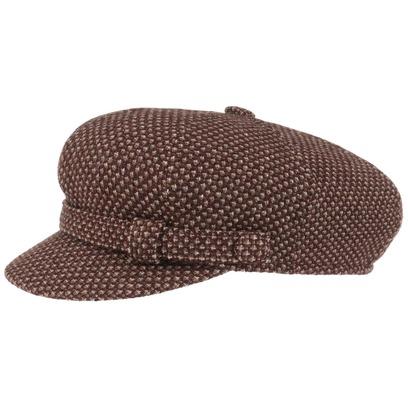 Stetson Coppell Wool Ballonmütze Balloncap Newsboy Cap Mütze Wollmütze Wintercap - Bild 1