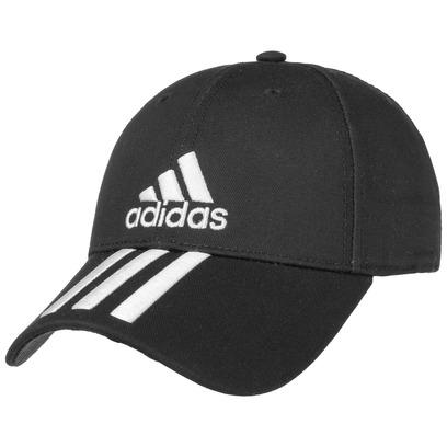 Adidas 6P 3S Cotton Strapback Cap Baumwollcap Kappe Basecap Sportcap Baseballcap Käppi - Bild 1