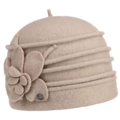 Lierys Jamina Walkmütze mit Biesen Wollmütze Wintermütze Damenmütze Mütze - Bild 1