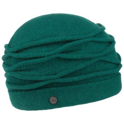 Lierys Taleta Walkmütze mit Biesen Wollmütze Wintermütze Damenmütze Mütze - Bild 1