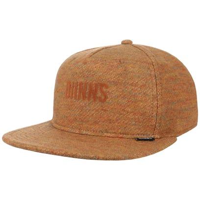 Djinns Multi Melange Snapback Cap Flat Brim Flatbrim Basecap Baseballcap Kappe Käppi - Bild 1