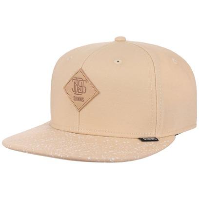 Djinns Patch & Spots Snapback Cap Flat Brim Flatbrim Basecap Baseballcap Kappe Käppi Mütze - Bild 1