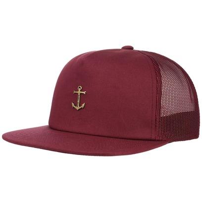 Dark Seas Bottomry Trucker Cap Truckercap Meshcap Mesh Flat Brim Basecap Snapback Baseballcap