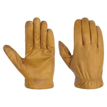 Stetson Goat-Nappa Lederhandschuhe Handschuhe Herrenhandschuhe Fingerhandschuhe - Bild 1