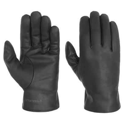 Stetson Classic Nappa Lederhandschuhe Handschuhe Herrenhandschuhe Fingerhandschuhe - Bild 1